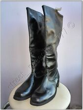 Boots boxcalf USSR Russian Soviet Army Officer Military Boots calf chrome NEW 40