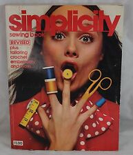 Simplicity Sewing Book, 1972