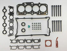 HEAD GASKET SET BOLTS A4 A6 TT BORA BEETLE GOLF PASSAT POLO 1.8T 20V TURBO 94 on