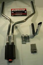Dodge Ram 02-03 Dual Exhaust W/ Flowmaster Super 44 series muffler With Tips
