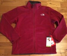 NWT Mens THE NORTH FACE Red Pumori Polartec Wind Pro Jacket Sz M/L