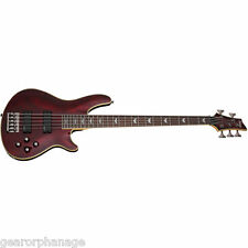 Schecter Omen Extreme-5 Black Cherry BCH NEW Electric Bass + FREE GIG BAG!
