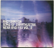 RACEBANNON / SONG OF ZARATHUSTRA Near And Far Vol 2; 2003 CD Backroad Records