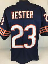 Devin Hester unsigned custom sewn jersey Chicago Bears adult 3xlarge