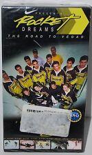 Rocket Dreams The Road to Vegas VHS Roller Hockey T-Bone Films