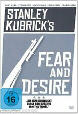DVD / FEAR AND DESIRE - STANLEY KUBRICK; NEU & OVP   (SC)