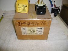 New Hubbell Surface Mount Power Outlet Receptacle30 A 125/250V BOX OF TEN