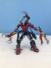 Rare LEGO Bionicle Voporak 10203 Special Edition With Instructions