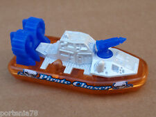 2012 Matchbox HOVERCRAFT 98/120 MBX Island LOOSE White