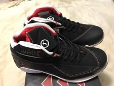 """Rare ,Collectible ,Converse Vintage  Dwayne """"WADE 3 MID""""   M 8.5 NWT LEATHER"""