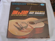 "Tom & Jerry ""Guitars Play the Sound of Ray Charles"" MERCURY LP- SR 60671- SEALED"