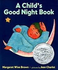 A Child's Good Night Book-ExLibrary