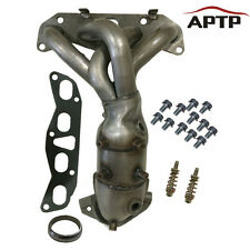 Fits Nissan Altima Exhaust Manifold Catalytic Converter 02-06 2.5L Gaskets Hware