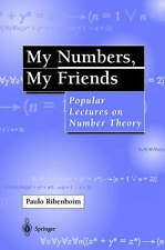 My Numbers, My Friends-ExLibrary