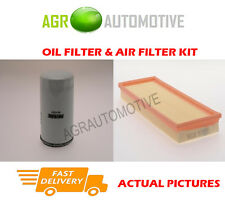 PETROL SERVICE KIT OIL AIR FILTER FOR FORD MONDEO 1.6 88 BHP 1993-96
