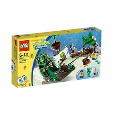 LEGO SpongeBob SquarePants - Rare - 3817 Flying Dutchman - New & Sealed