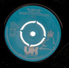 "10 CC [Ten c.c. 10cc] The Dean & I UK 45 7"" single"