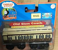 Learning Curve THOMAS & FRIENDS WOODEN Old Snow Coach