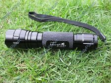 Ultrafire 501B CREE XM-L2 LED 1000 Lumens 1-mode Lamp Aluminium Flashlight Torch