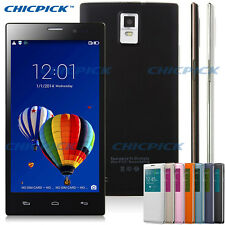 "5.5"" Android Smart Cell Phone Dual Core Sim Unlocked GPS AT&T 3G  WIFI Bluetooth"