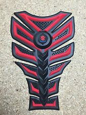 Top Quality 3D Rubber Motorbike Motorcycle Tank Pad Suzuki GSF Bandit GSXR Etc