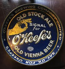 EARLY O'KEEFES BEER TRAY OKEEFES