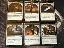 Magic the Gathering MTG Shadows over Innistrad Clue Token x6 (1 of each #11-16)