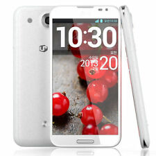"5.5"" Unlocked LG Optimus G Pro F240 32GB 13MP GPS Android Smartphone White"