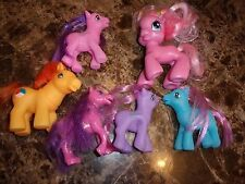 LOT OF MY LITTLE PONY AND MISC FRIENDS