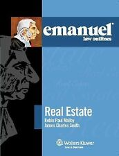 Emanuel Law Outlines Real Estate by Robin Paul Malloy