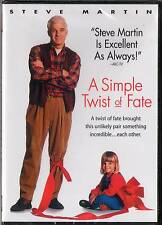 A Simple Twist of Fate (DVD, 2003) Steve Martin  PG-13