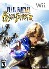 Final Fantasy Crystal Chronicles: The Crystal Bearers - Nintendo  Wii Game