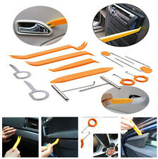 12pcs Car Door Trim Panel Dash Radio Light No Scratch Removal Dismantle Pry Tool
