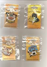 Lot of 4 Disney 2012 Thanksgiving Limited Editon Pins