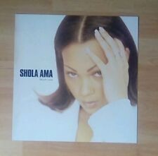 """SHOLA AMA-Promotional 12"""" x 12"""" Card (Flat) Much Love (ideal for framing)"""