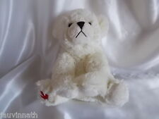 Doudou ours blanc, The Bearington Collection