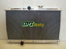 Aluminum Radiator for TOYOTA Corolla AE101 1.6 1.8 Manual 1992-1998 1993 1994 95
