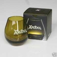 ARDBEG Whisky Complimentary Big Glass , Tumbler + BOX