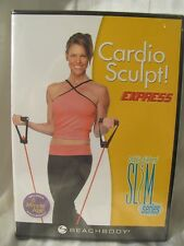 Debbie Siebers sealed new workout video Cardio sculp express, 6 minute abs