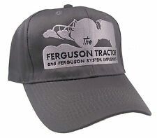 Ferguson Tractor Fergie Farm Implement Embroidered Cap Hat #40-7900CG