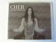 Cher: Believe (Deleted 3 track Remix CD2 Single)