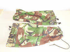 British Army-Issue DPM Gore Tex Gaiters. Size Standard. New.