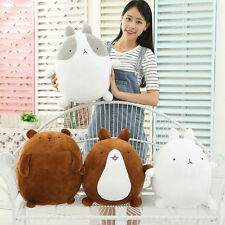 25cm Stuffed Toy MOLANG Photo Rabbit Bear Plush Baby Girl Birthday Gifts