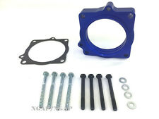 Blue Throttle Body Spacer Fit 09-15 Dodge Ram Hemi 5.7L 1500 2500 3500 PICKUP