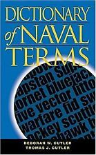 Dictionary Of Naval Terms (Blue and Gold), Armed Forces,Dictionaries - General,H