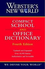 Webster's New World Compact School and Office Dictionary, Agnes, Michael E., New