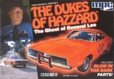 MPC Model Kits [MPC] 1:25 Ghost of General Lee Plastic Model Kit MPC754