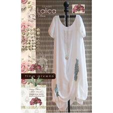 """TINA GIVENS """"LALICA DRESS"""" Sewing Pattern"""