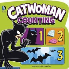 Catwoman Counting (DC Board Books)-ExLibrary