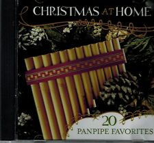CHRISTMAS AT HOME - 20 PANPIPE FAVORITES   - MINT CD